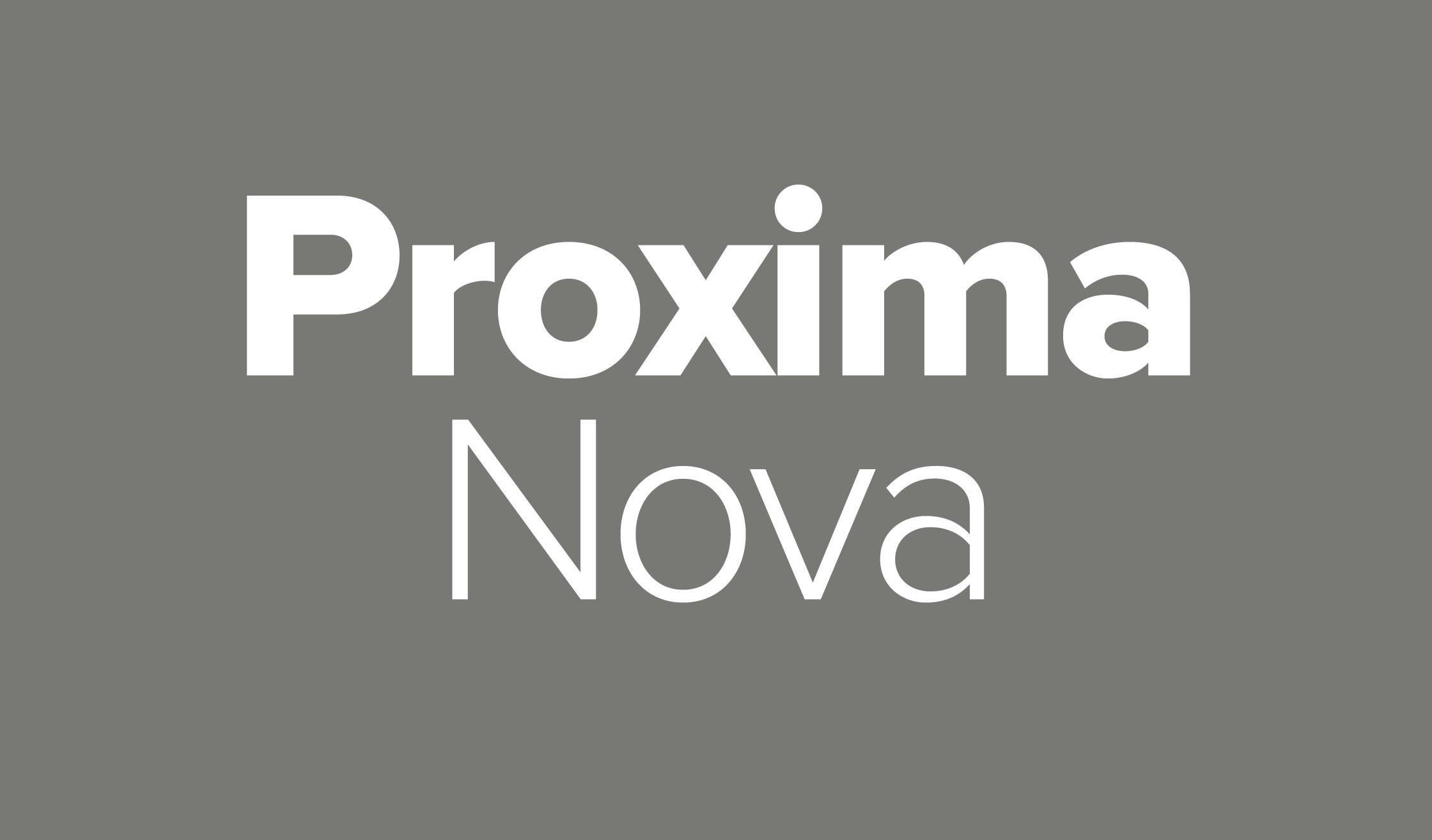 Proxima Nova Banner Name 2240