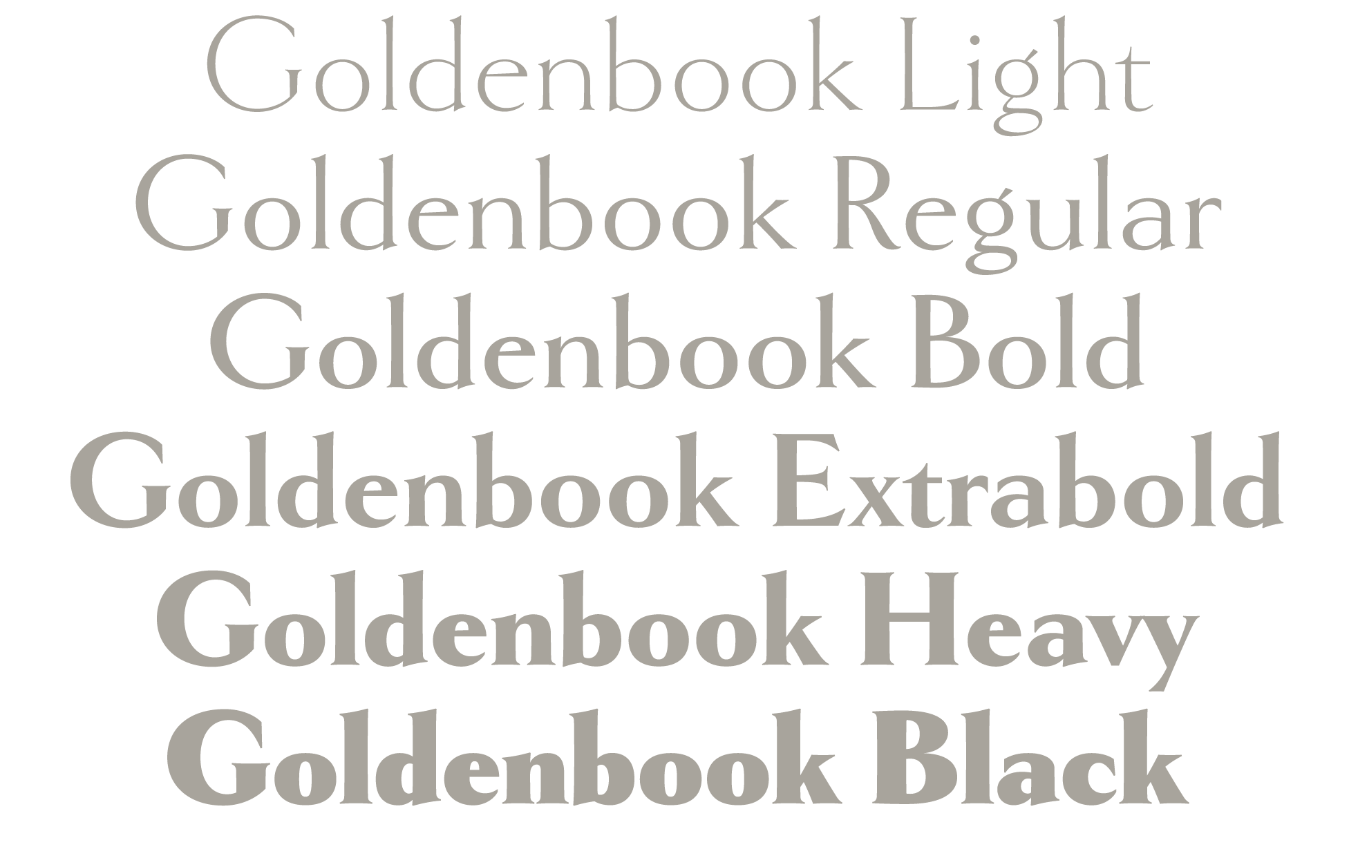 Goldenbook - Mark Simonson