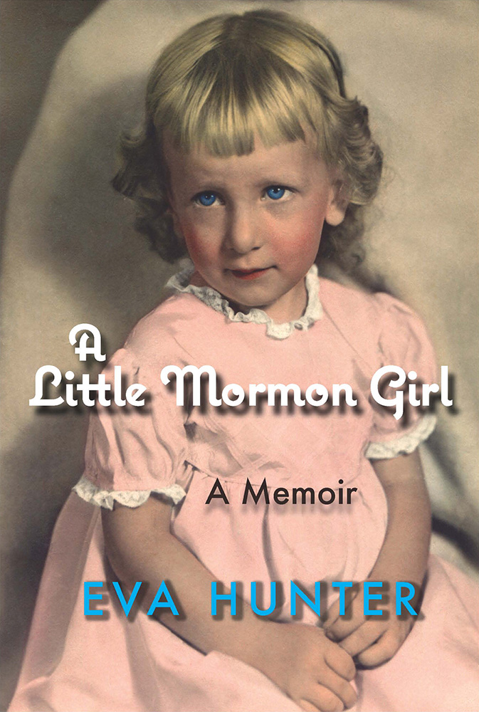 Cover of the book 'A Little Mormon Girl'