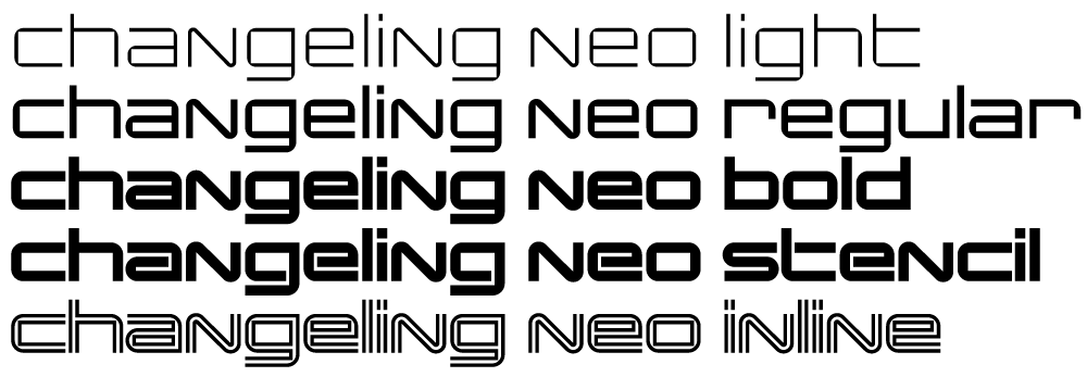 Changeling Neo Weights