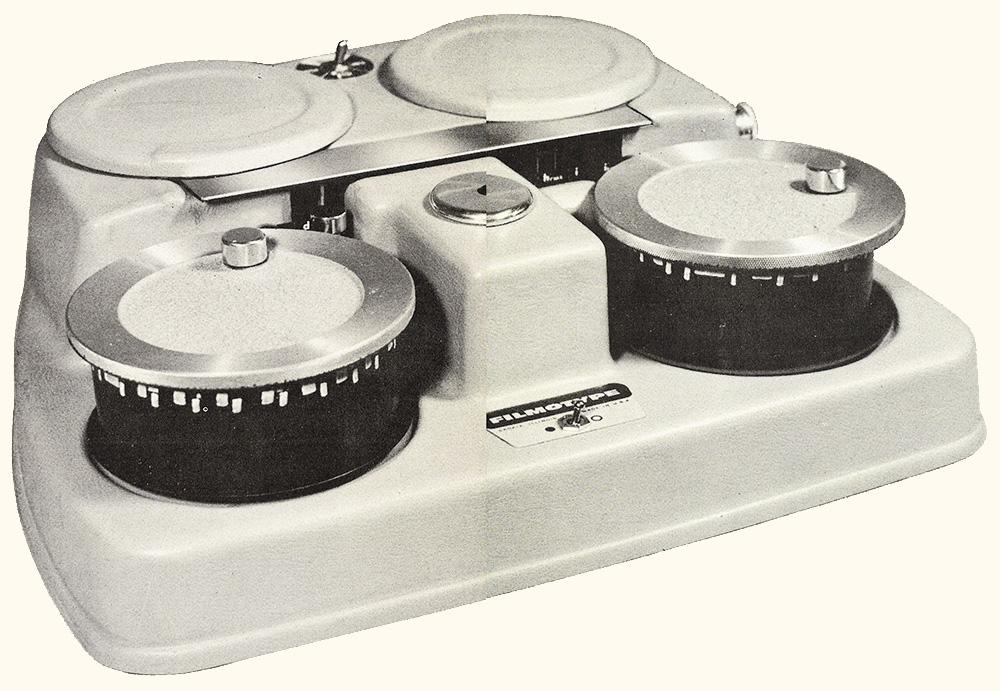 The Filmotype Machine