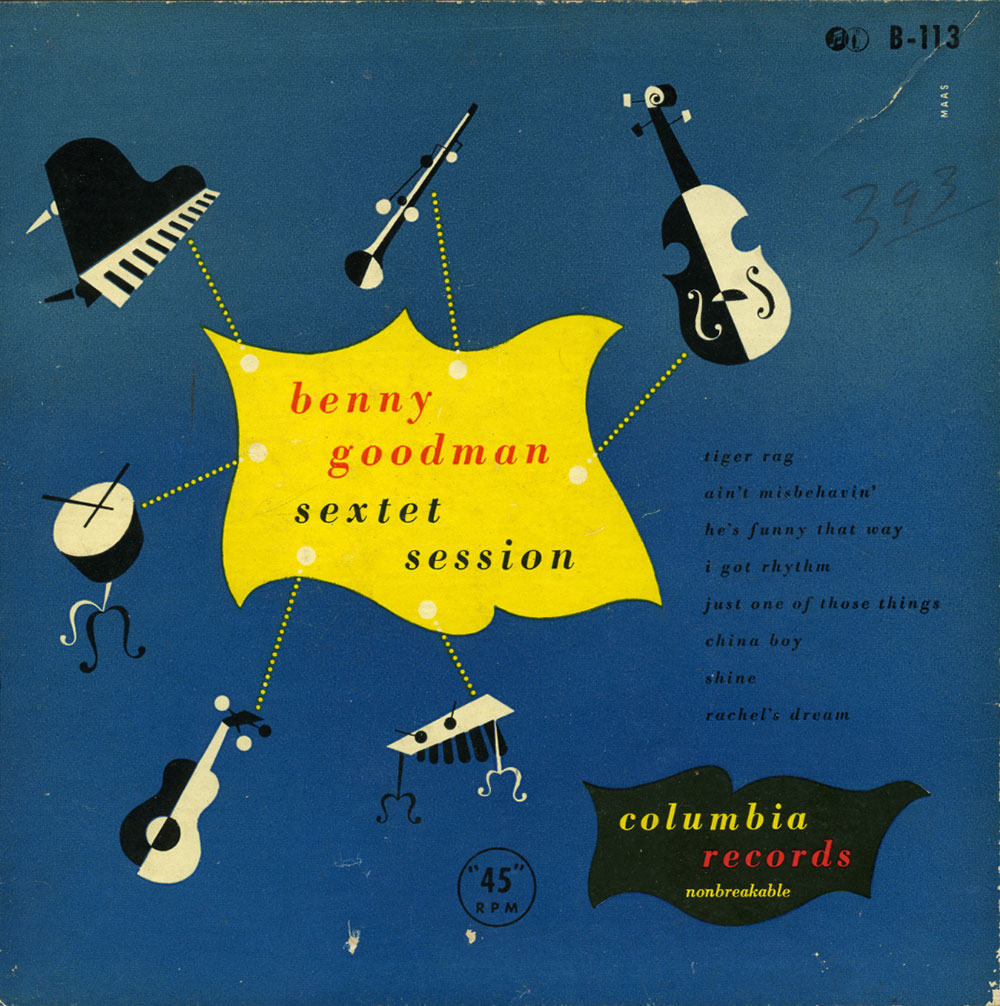 Benny Goodman Sextet Sessions