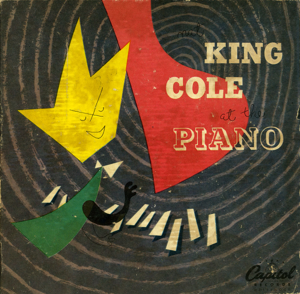 King Cole at the Piano