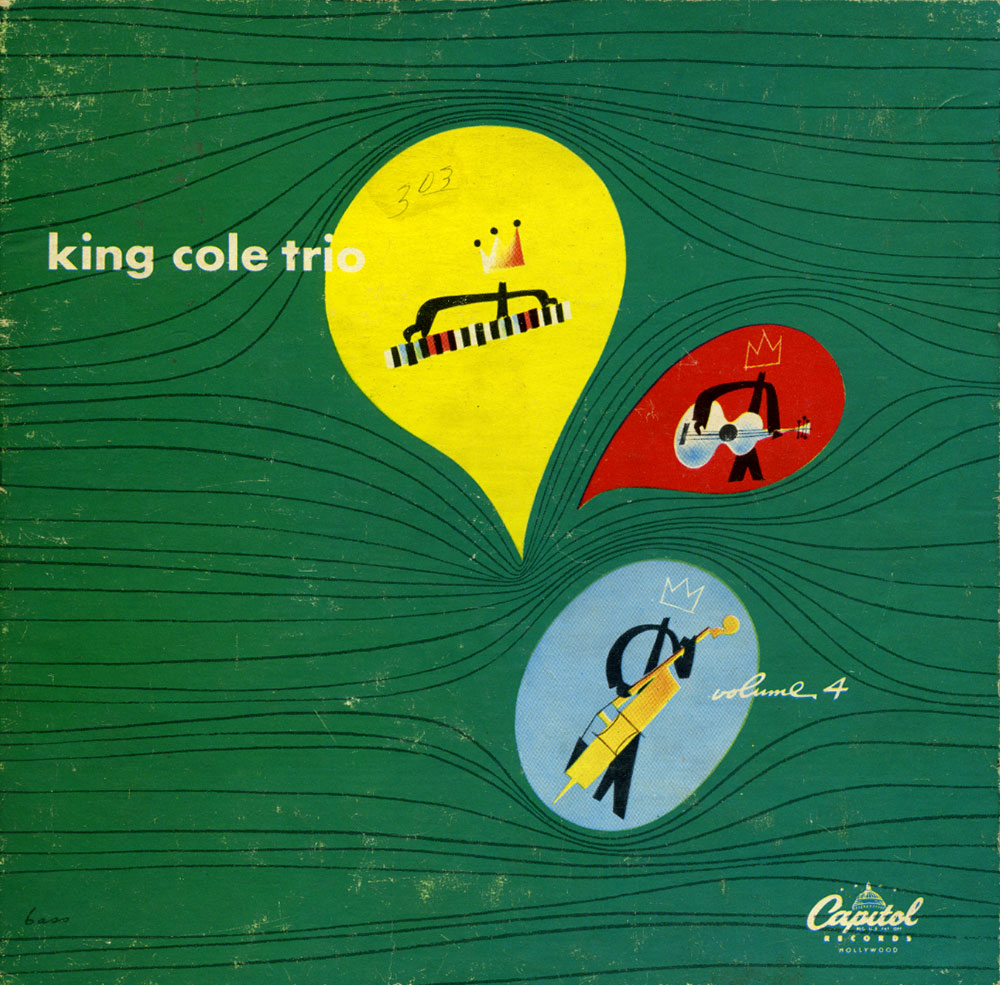 King Cole Trio Volume 4