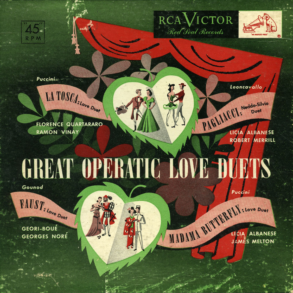 Great Operatic Love Duets
