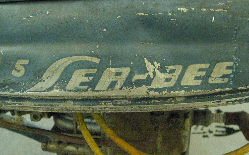 Photo of Sea-bea outboard motor