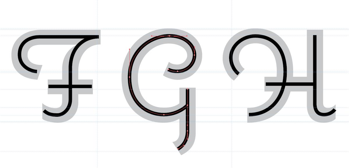 The Evolution of a Typeface: Coquette - Mark Simonson